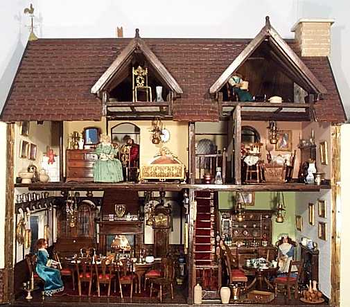 Mr Pask's Dolls House